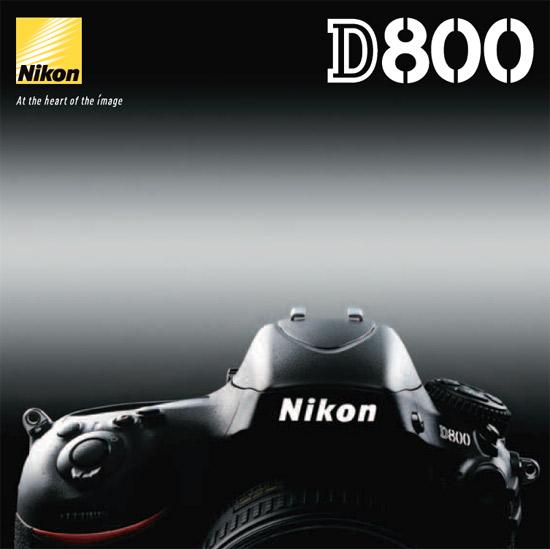 Nikon D800 D800e DSLR camera kamera cam video photo foto