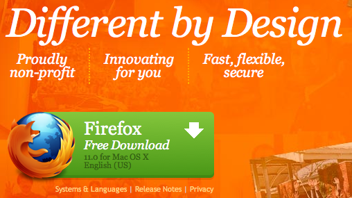 Firefox 11 Web Browser Open Source Update