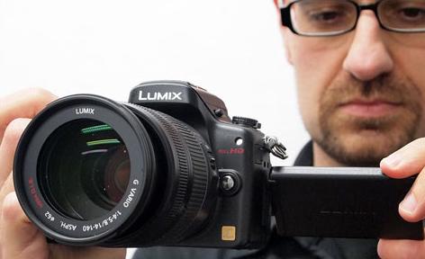 Panasonic GH2 DSLR Shooter KITS inkl. Novoflex Adapter und Objektive zu verkaufen