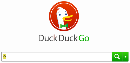 duckduckgo search engine suchmaschine early adopter demands suche suchergebnis
