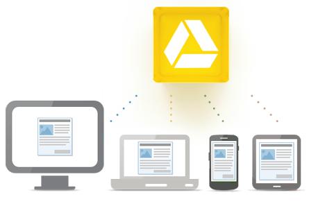 Google Drive Online Cloud Service mit 5GB Gratis Speicher. Kompetitive Preise werden auf Dauer Skydrive, iCloud und Dropbox billiger werden lassen.