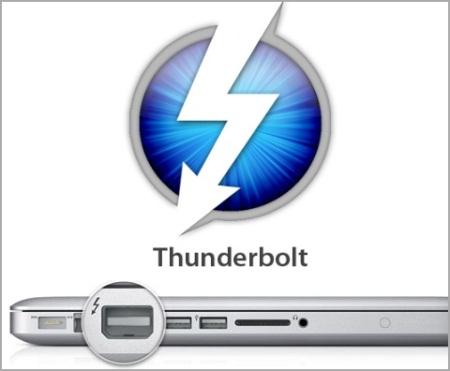 Intel Thunderbolt Lightpeak wird mit einem schnelleren und besseren (low power) Adapter demnächst für Desktop Systeme verfügbar sein.