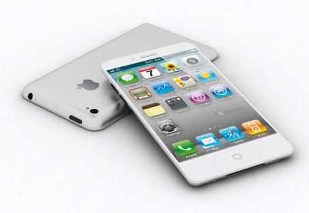 Apple's nächstes iPhone 5: sneak peek eines neuen designs?