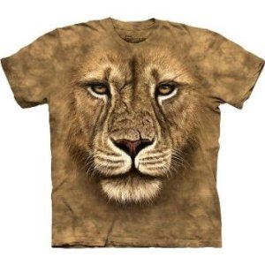 Das -Lion Warrior- T-Shirt für Apple Mac Fanboys und Fangirls (und Fan-Kinder)
