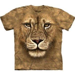 Das -Lion Warrior- T-Shirt für Apple Mac Fanboys und Fangirls (und Fan-Kinder)