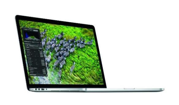 Das Apple MacBook Pro Retina hat eine zu langsame Grafikkarte für Facebook.