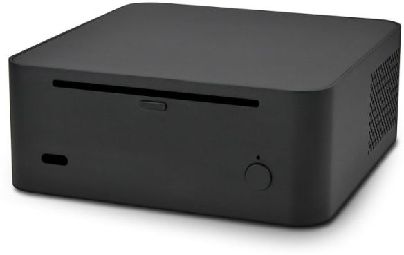 Hackintosh Nano: the smallest hacktintosh in the world.