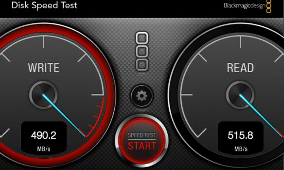 Speed Degradation Samsung 840 Pro SATA Optibay Mac Apple Macbook Hack